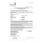 Сертификат GMP лаборатории Arkopharma