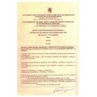 Сертификат GMP «Швянчёню вайстажолес»