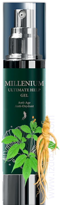 Гель MILLENIUM ULTIMATE HELP GEL ФЛАКОН izdorovo