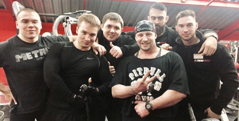 браслет ПентАктив Вижен Алексей Карелин