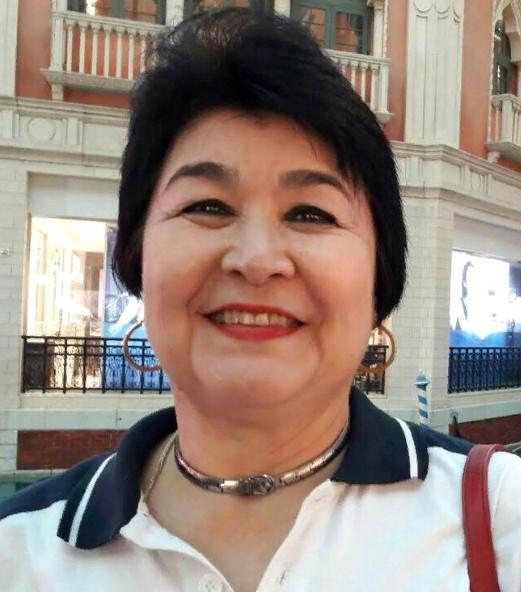 Джамиля Мирахмедова